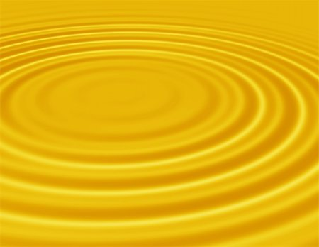 Smoothly 3d Image Of Circular Waves Expanding Stock Photo - Budget Royalty-Free & Subscription, Code: 400-03957778