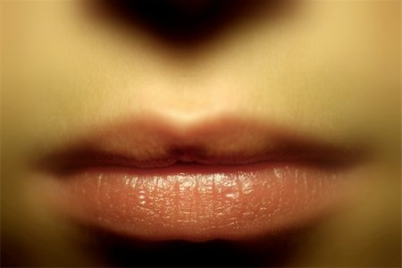 simsearch:400-04801287,k - close up of red female lips Stock Photo - Budget Royalty-Free & Subscription, Code: 400-03958024