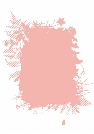 simsearch:400-03931671,k - Floral Background Vector Stock Photo - Budget Royalty-Free & Subscription, Code: 400-03952364