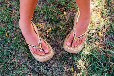 Feet of woman Stock Photo - Premium Royalty-Free, Code: 604-00228003