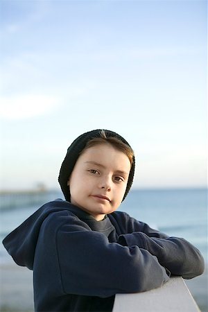 pre-teen boy models - Boy outdoors Stock Photo - Premium Royalty-Free, Code: 604-00760192