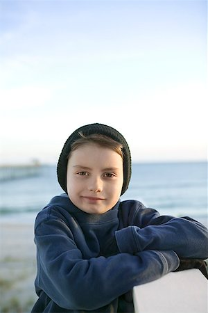 pre-teen boy models - Boy outdoors Stock Photo - Premium Royalty-Free, Code: 604-00760193