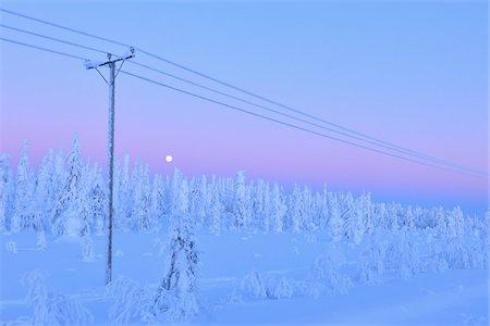 Kuusamo, Northern Ostrobothnia, Oulu Province, Finland Stock Photo - Premium Royalty-Free, Code: 600-05609986