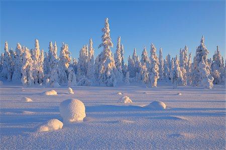 Kuusamo, Northern Ostrobothnia, Oulu Province, Finland Stock Photo - Premium Royalty-Free, Code: 600-05609988