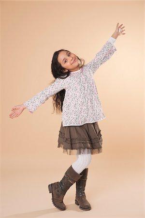 Portrait of Girl Stock Photo - Premium Royalty-Free, Code: 600-05653054