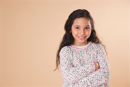 Portrait of Girl Stock Photo - Premium Royalty-Free, Code: 600-05653052