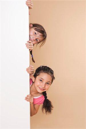 Portrait of Girls Stock Photo - Premium Royalty-Free, Code: 600-05653074