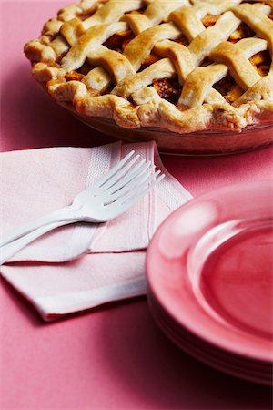 Apple Pie Stock Photo - Premium Royalty-Free, Code: 600-05762124
