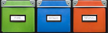 Storage Boxes Stock Photo - Premium Royalty-Free, Code: 600-05803155
