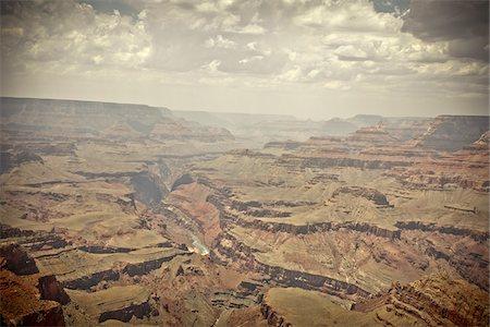 Lipan Point, Grand Canyon National Park, Arizona, USA Stock Photo - Premium Royalty-Free, Code: 600-05837312