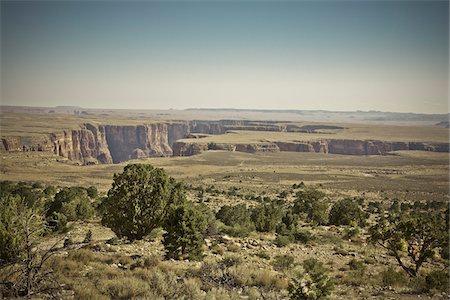 Little Colorado River Gorge, Arizona, USA Stock Photo - Premium Royalty-Free, Code: 600-05837320