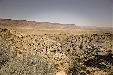 Scenic View from ALT 89, Arizona, USA Stock Photo - Premium Royalty-Free, Code: 600-05837331