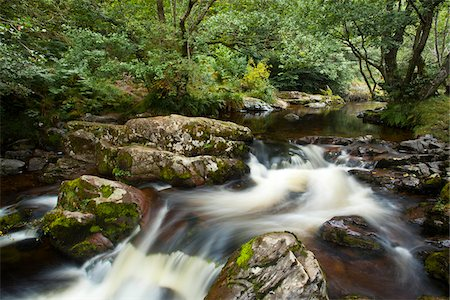 stream - Aira Beck, Lake District National Park, Cumbria, England Stock Photo - Premium Royalty-Free, Code: 600-05837366