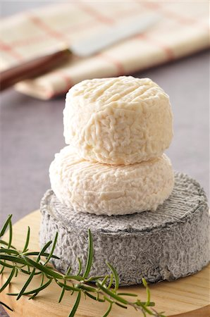 Stacked Cheeses Stock Photo - Premium Royalty-Free, Code: 600-05855269
