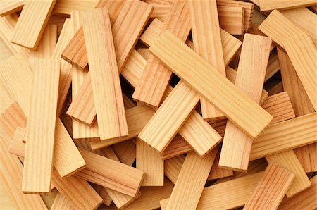 Wooden Blocks Stock Photo - Premium Royalty-Free, Code: 600-05855270