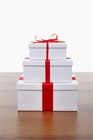 Gifts Stock Photo - Premium Royalty-Free, Code: 600-05947677