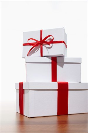 Gifts Stock Photo - Premium Royalty-Free, Code: 600-05947678