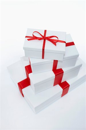 Gifts Stock Photo - Premium Royalty-Free, Code: 600-05947680