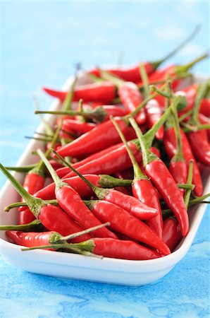 spicy - Hot Peppers Stock Photo - Premium Royalty-Free, Code: 600-05973313