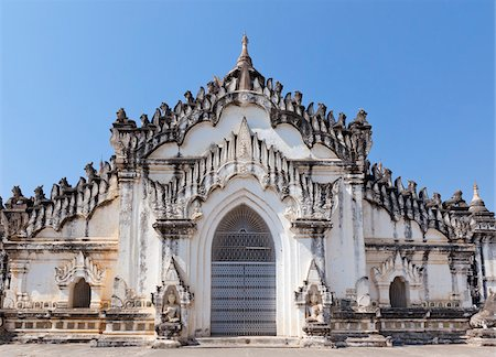 southeast asian - Ananda Temple, Bagan, Mandalay Division, Burma Stock Photo - Premium Royalty-Free, Code: 600-06009268