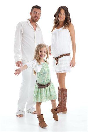 Portrait of Family Stock Photo - Premium Royalty-Free, Code: 600-06038097