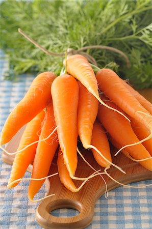 Carrots Stock Photo - Premium Royalty-Free, Code: 600-06119606