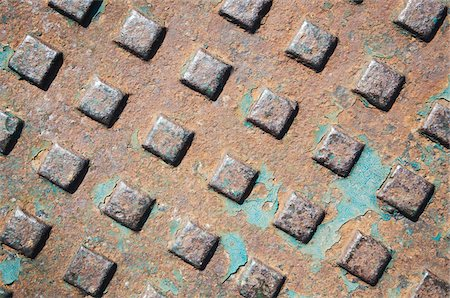 Manhole Cover Stock Photo - Premium Royalty-Free, Code: 600-06334545