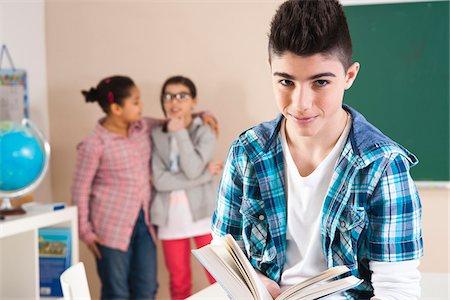 Children in Classroom, Baden-Wurttemberg, Germany Stock Photo - Premium Royalty-Free, Code: 600-06548610