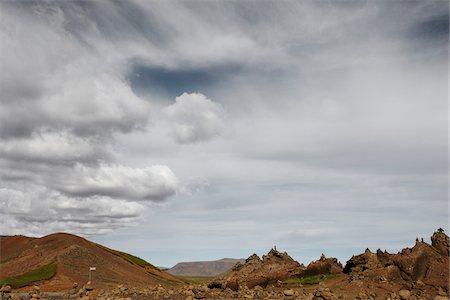 rock - Rocky Landscape, Reykjanes, Iceland Stock Photo - Premium Royalty-Free, Code: 600-06752542