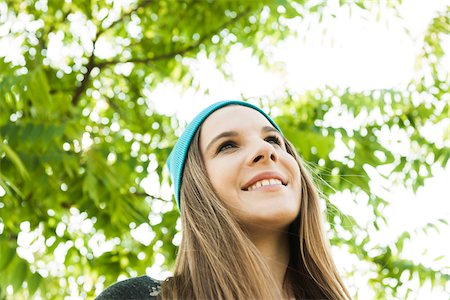 Portrait of Teenage Girl, Feudenheim, Mannheim, Baden-Wurttemberg, Germany Stock Photo - Premium Royalty-Free, Code: 600-06894849