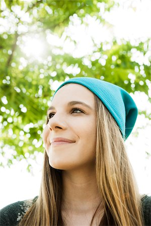 Portrait of Teenage Girl, Feudenheim, Mannheim, Baden-Wurttemberg, Germany Stock Photo - Premium Royalty-Free, Code: 600-06894852