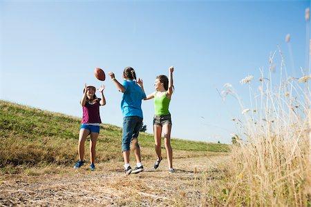 running kids outdoor Stock Photo - Premium Royalty-Free, Code: 600-06899876