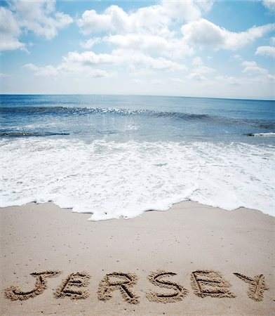 View of Jersey Shore, New Jersey, USA Stock Photo - Premium Royalty-Free, Code: 600-06899953