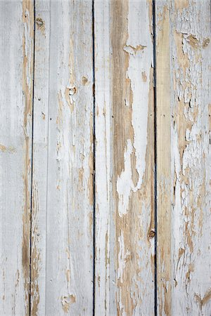painted - Peeling Paint on Wooden Wall, Arcachon, France Stock Photo - Premium Royalty-Free, Code: 600-07279391