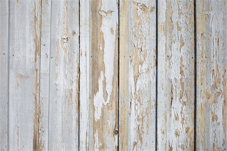 Peeling Paint on Wooden Wall, Arcachon, France Stock Photo - Premium Royalty-Free, Code: 600-07279393