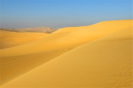 Scenic view of Sand Dunes, Matruh, Great Sand Sea, Libyan Desert, Sahara Desert, Egypt, North Africa, Africa Stock Photo - Premium Royalty-Free, Code: 600-07431216