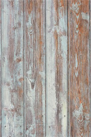 Close-up of weathered, wooden boards on old building, Hesse, Germany, Europe Stock Photo - Premium Royalty-Free, Code: 600-07487440
