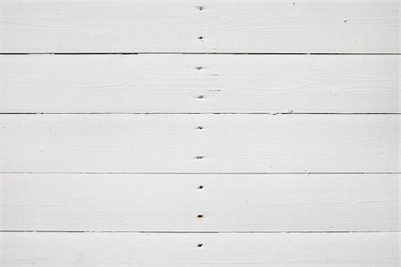 estructura - Close-up of white, painted wooden wall, Germany Foto de stock - Sin royalties Premium, Código: 600-07600025