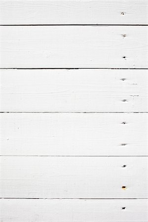 Close-up of white, painted wooden wall, Germany Stock Photo - Premium Royalty-Free, Code: 600-07600026