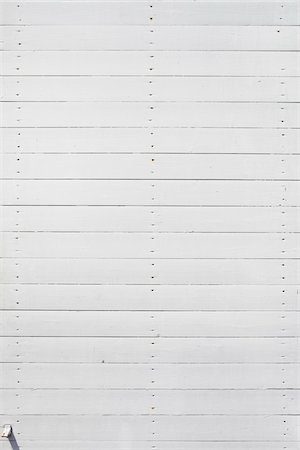 Close-up of white, painted wooden wall, Germany Stock Photo - Premium Royalty-Free, Code: 600-07600023