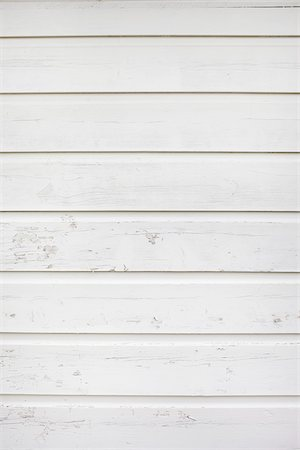 Close-up of White Painted Wooden Wall, Rothenburg, Bavaria, Germany Stock Photo - Premium Royalty-Free, Code: 600-07783974