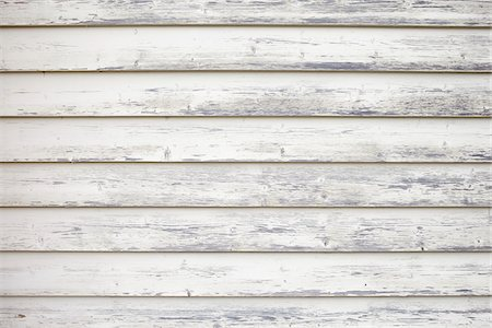 Close-up of White Painted Wooden Wall Stock Photo - Premium Royalty-Free, Code: 600-07783988