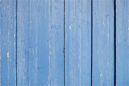 painted - Close-up of blue, painted wooden wall, France Stock Photo - Premium Royalty-Free, Code: 600-07844389