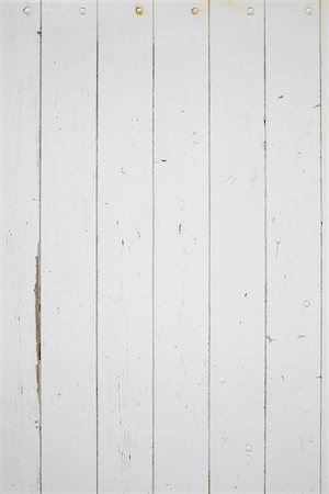 Close-up of white, painted, wooden wall, Germany Stock Photo - Premium Royalty-Free, Code: 600-07844396