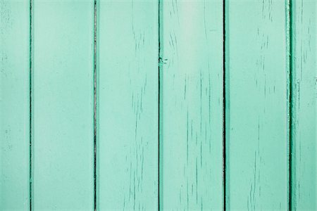 painted - Close-up of turquoise, painted, wooden wall, France Stock Photo - Premium Royalty-Free, Code: 600-07844401