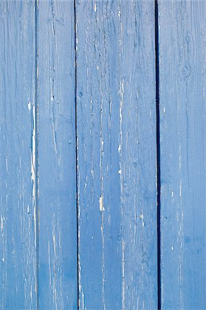 painted - Close-up of blue, painted, wooden wall, France Stock Photo - Premium Royalty-Free, Code: 600-07844402