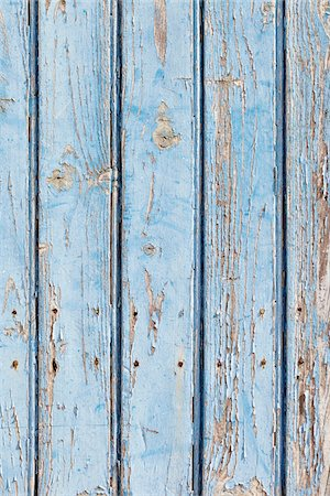 painted - Close-up of Old Blue Painted Wooden Wall, Andernos, Aquitaine, France Stock Photo - Premium Royalty-Free, Code: 600-07911168