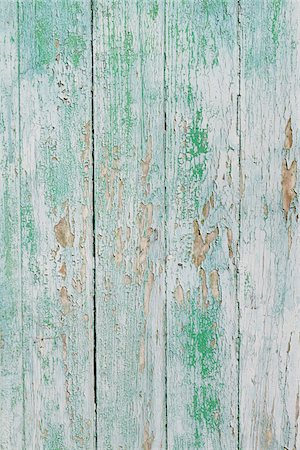 painted - Close-up of Old Green Wooden Wall with Flaking Paint, Andernos, Aquitaine, France Stock Photo - Premium Royalty-Free, Code: 600-07911171