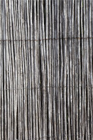 stick - Close-up of Fence made from Thin Wooden Sticks, Royan, Charente-Maritime, France Stock Photo - Premium Royalty-Free, Code: 600-07966211