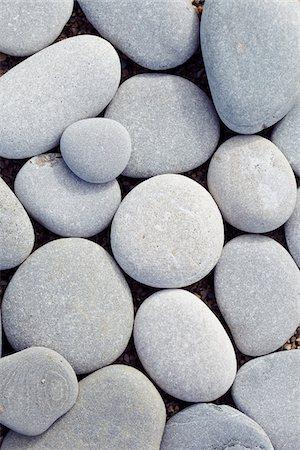 rock - Close-up of Smooth Round Stones, Biarritz, Aquitaine, France Stock Photo - Premium Royalty-Free, Code: 600-07966220